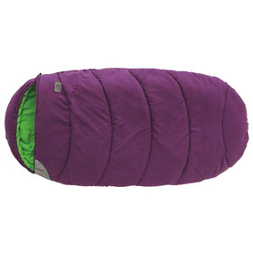 Easy Camp Ellipse Sac de couchage Enfant, majesty purple